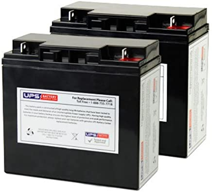 This is an AJC Brand Replacement Fiamm FG20341 12V 3.2Ah UPS Battery