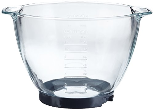 Kenwood AT 550 Glas-Rührschüssel Chef (4,6 l)