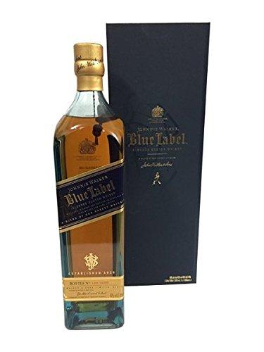 Johnnie Walker, Blue Label, 1 Liter, 40% vol.