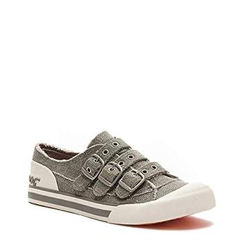 Rocket Dog Women s Jolissa Fashion Sneaker Grey 8 M US