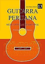 ハビエル・モリナ・サルセド著/ギターで奏でるペルーの調べ VOL.13(タブ譜付き楽譜集) [輸入書籍] 正規品新品