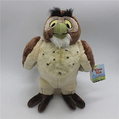 Winnie The Pooh Friend Owl Stuffed Animals Plush Toys Birthday Present For Child 32CM