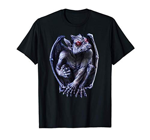 Estatua de gárgola Camiseta