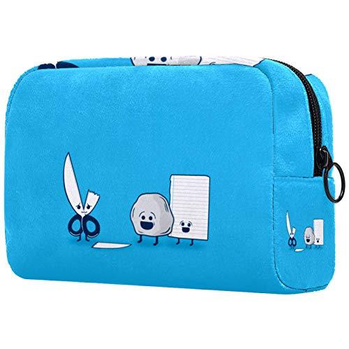 Bolsa de viaje portátil para cosméticos, bolsa de almacenamiento multifuncional, bolsa de cosméticos para dama, salpicaduras de pintura