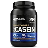 Optimum Nutrition 100% Gold Standard Casein, Proteine di Caseina a Lento...