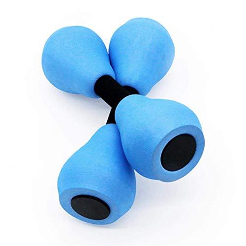 XIAOXIA Eva Water Sports - Mancuernas pequeñas para mujer y niños, color ajustable