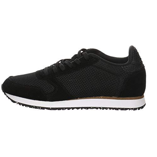 Woden Sneakers Ydun Mesh NSC 38, 020 Black