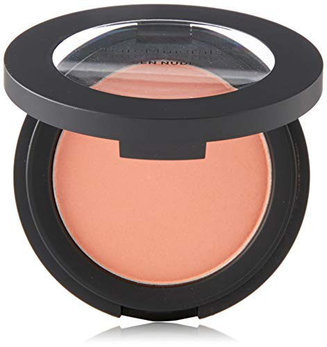 bareMinerals Gen Nude Powder Blush for Women, That Peach Tho, 0.21 Ounce