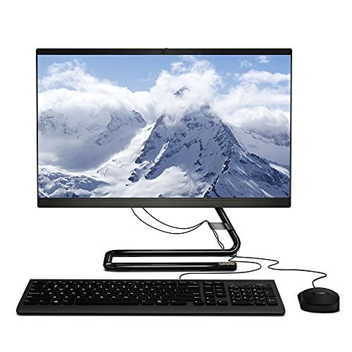 Lenovo IdeaCentre AIO 3 21.5 Inch FHD Desktop PC - (AMD Athlon Silver, 4 GB...