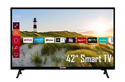Telefunken XF42K550 Smart TV  Full Bild