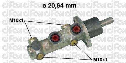 Pompe de frein cIFAM 202 – 525