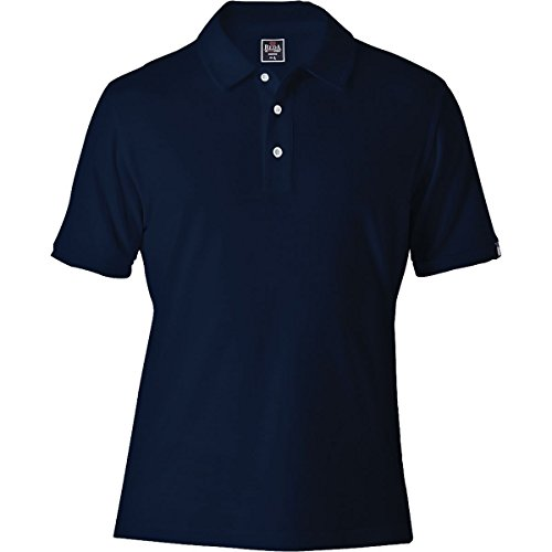 Reda Rewoolution Merino Flip Polo Shirt Men - Funktionspolo, Ocean, M