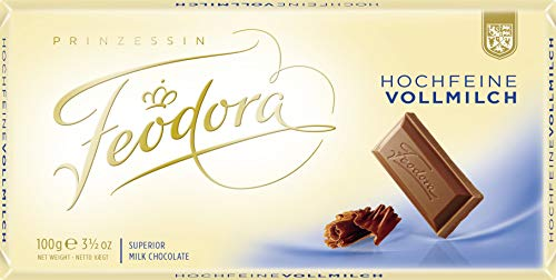 Feodora Tradition Hochfeine-Vollmilch 100g