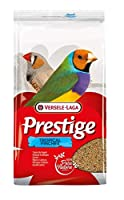 High-grade mixture for all kinds of tropical birds. With Yellow panicum & yellow millet. Ingredients: yellow panicum 48%, yellow millet 33%, canary seed 8.5%, red panicum 6%, red millet 3% & niger seed 1.5%.