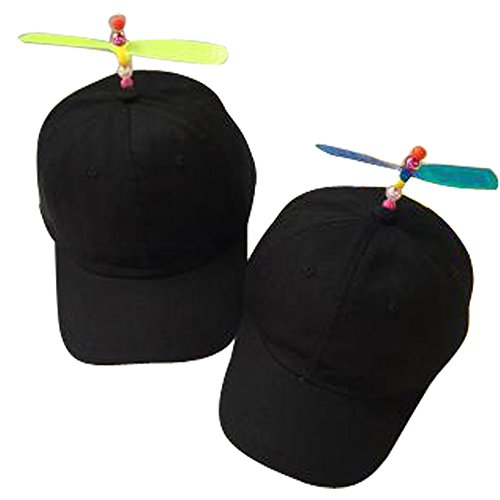 GEANBAYE Adult and Child Both Size Funny Baseball Style(Black)