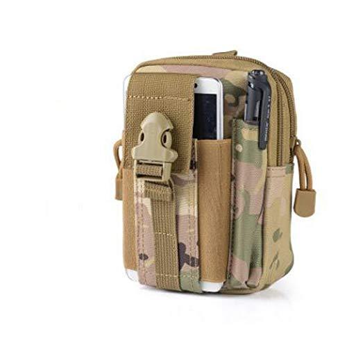 ETXP – Bolso de mano para exterior, diseño táctico, estilo militar, para correr, senderismo, viajes, vacaciones (color: 3)