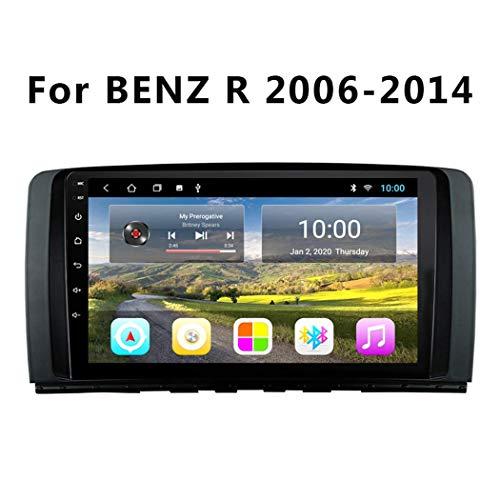 mächtig SADGEN AV Autoradio Autoradio Android Autoradio – Geeignet für Mercedes-Benz R-Klasse…
