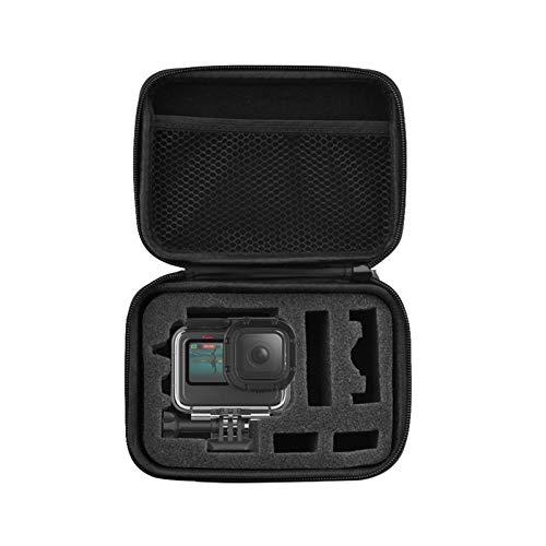Buding - Maletín universal para cámara GoPro Hero 9 y accesorios (Hero 9 negro, accesorios no incluidos)