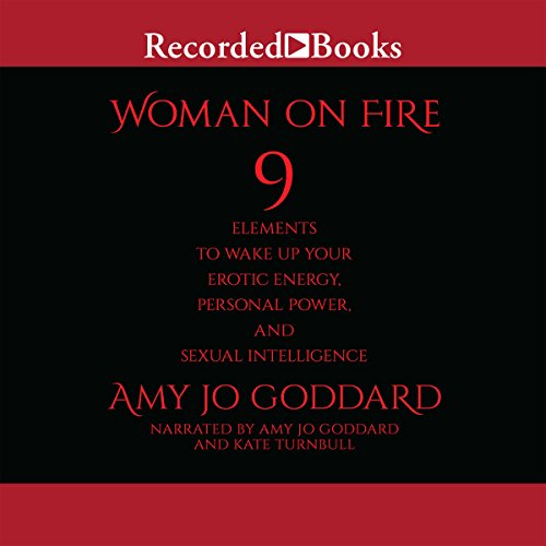Woman on Fire audiobook cover art