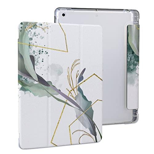 Hoja De Acuarela Funda Protectora para Tableta iPad iPad 2020 Air 4 (10.9in)