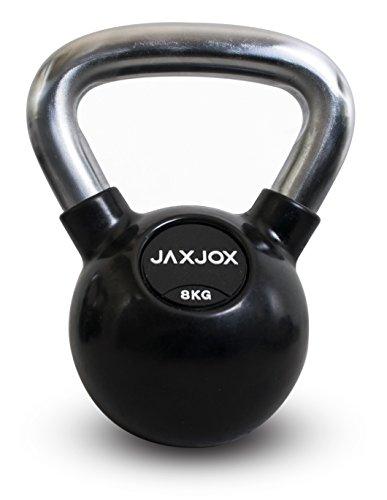 JAXJOX Unisex eléctrica Revestido de Goma Bell 8 kg, Color