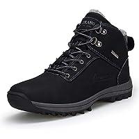 Adulto Unisex 35-48 EU Zapatos De Invierno Trekking Hombres Mujeres Botas De Nieve Botas De Invierno Hombre Mujer Botas De Invierno De Trekking