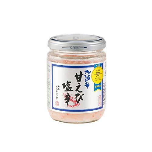 『新潟 三幸 高級珍味 甘えび塩辛 200g M-11』のトップ画像