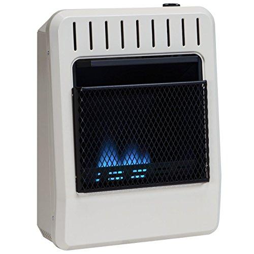 10000 btu propane wall heater - 3