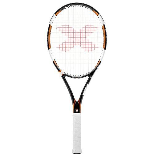 pacific Tennisschläger BX2 X FAST Pro - bespannt mit Hülle, schwarz/ kupfer, 2: (4 1/4), PC-0060-13.02.11