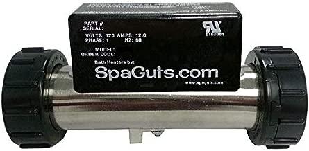 SpaGuts 25-150-0005 Bath Heater Kit, 1.5KW,110V, 7