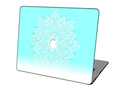 Laptop Case for MacBook Air 13 inch Model A1369/A466,Neo-wows Plastic Ultra Slim Light Hard Shell Cover Compatible MacBook Air 13 Inch No Touch ID,National A 68