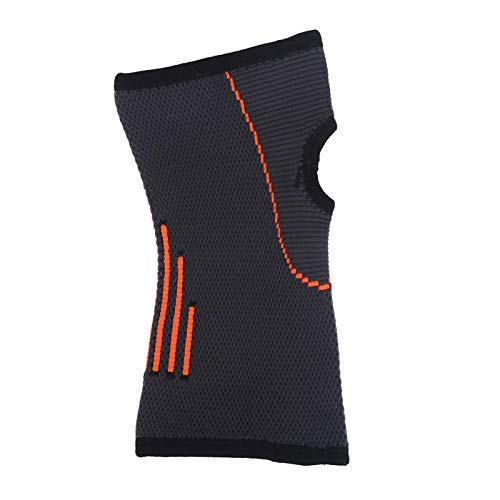 Convenient Skin-Friendly Moisture Absorption Wrist Support, Wrist Brace, Breathable Long Service Time Comfortable for Basketball Volleyball