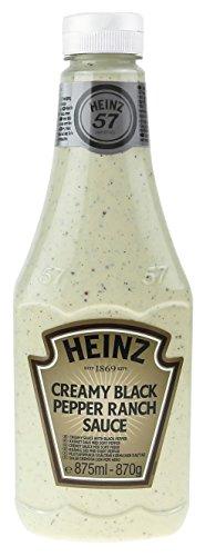 Heinz - Salsa Creamy Pepper Ranch - 875 ml