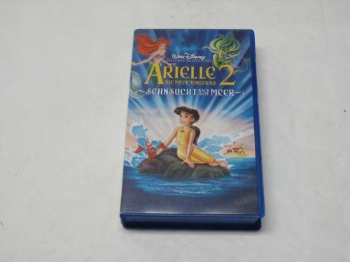 Arielle, die Meerjungfrau 2: Sehnsucht nach dem Meer