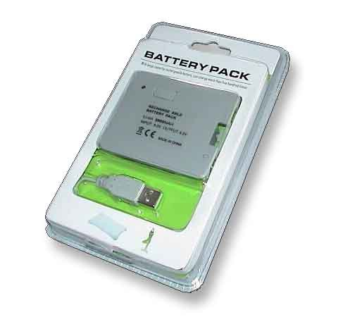 greymobiles 2800mAh Rechargeable Battery Pack For Nintendo Wii Fit Balance Board