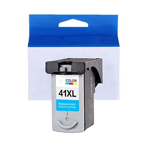 Cartucho de tinta para Canon MP140, MP210, MP450, IP1180, IP2580, MX308, IP6210, PIXMA MX308, FAX-JX200, JX510, modelo PG-40XL/CL-41XL, color