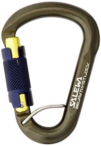 SALEWA BELAY TWIST LOCK karabiner Bivibag Storm I, Magnet, UNI