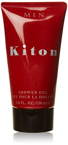 Kiton Men homme, Shower Gel, 1er Pack (1 x 150 ml)