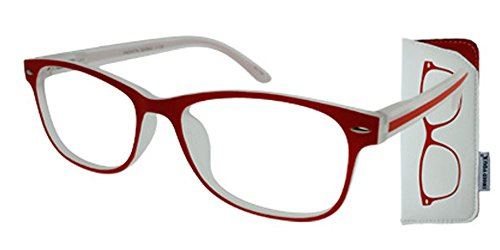 I NEED YOU Lesebrille Fashion SPH:+1,50 Farbe:Rot