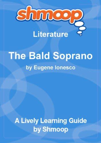 The Bald Soprano: Shmoop Study Guide (English Edition)