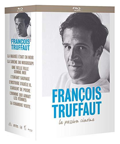 François Truffaut 8 Films-8 [Blu-Ray]
