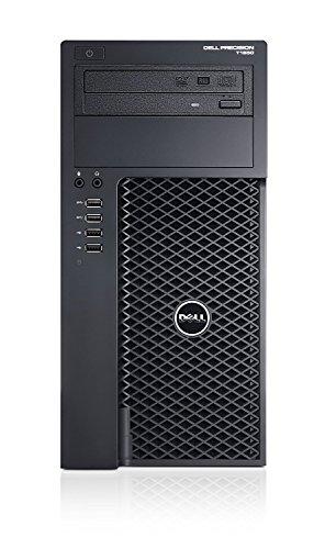 Dell Precision T1650Workstation–Intel Xeon E3–1270V23.50GHz–16GB–128GB SSD & 500GB–NVIDIA QUADRO 6001GB–DVD/RW–USB 3.0–Windows 7Pro 64-Bit