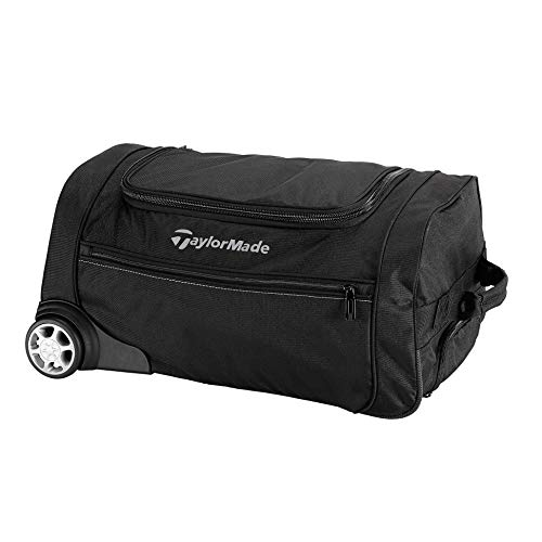 TaylorMade TM20 Performance Rolling Carry on, Noir, Taille Unique