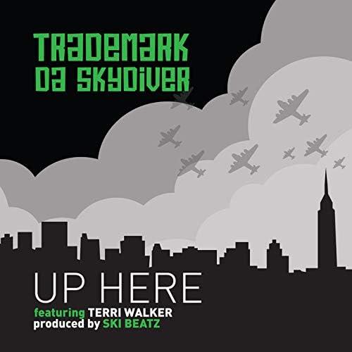 Trademark Da Skydiver