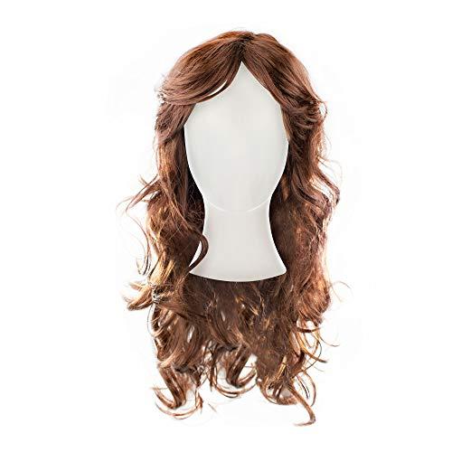TRIXES Perruque Femme à Cheveux Longs pour soirées, évènements ou déguisement