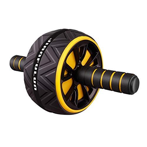POHOVE Bauchmuskel-Roller für Bauchmuskeltraining, Bauch-Roller für Zuhause, Fitness-Studio, Bauch-Trainingsgerät für Zuhause, Heim-Gym-Ausrüstung für Männer und Frauen