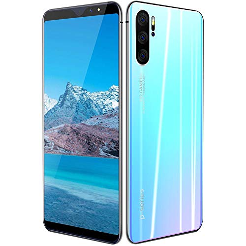 Ciglow Unlocked Cell Phones, 6.1In Ultra-Thin Full Screen-Dual Sim Support 2G GSM&3G Wcdma 3GB RAM+32GB ROM Face &Finger Id -with 3800Mah - Dual Camera-Android 9.1 (Support T-Mobile/AT&T)(US)