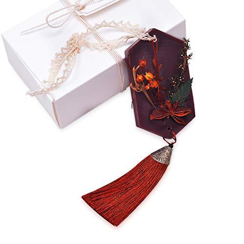 Larcenciel Duftsäckchen kleiderschrank Duft Sachets Taschen Duftsachet Duftendes Schrankpapier Schubladeneinlagen Aromatherapie Geschenk Set für Hochzeiten, Party, Einweihungsparty und Weihnachten
