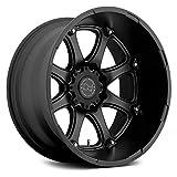 Black Rhino GLAMIS Black Wheel (17x9'/5x127mm ,-12mm offset)