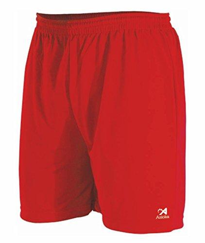 Asioka 90/08 Pantalón Corto Técnico Deportivo, Unisex Adulto, Rojo, M